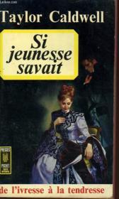 Si Jeunesse Savait - The Turnbulls - Couverture - Format classique