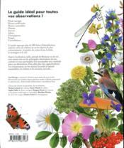 Le petit guide des explorateurs de la nature - 4ème de couverture - Format classique