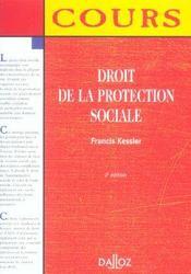 Droit De La Protection Sociale - Intérieur - Format classique