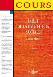 Droit De La Protection Sociale - Couverture - Format classique
