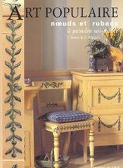 Noeuds Et Rubans - Intérieur - Format classique