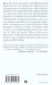 L'Angelus Du Soir T.5 ; Royaume Au Nord - 4ème de couverture - Format classique