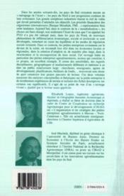 Petites Entreprises Et Grands Enjeux T.2 ; Developpement Agroalimentaire Local - 4ème de couverture - Format classique