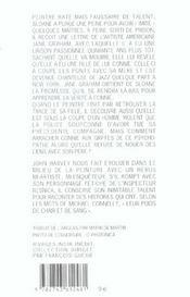 Couleur Franche - 4ème de couverture - Format classique