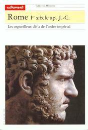 Rome, 1er Siecle Apres J.C. - Intérieur - Format classique