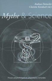 Mythe Et Science - Intérieur - Format classique