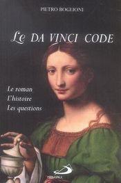 Le da vinci code - Intérieur - Format classique