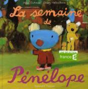 La semaine de Pénélope - Couverture - Format classique
