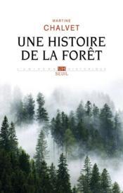 Une histoire de la forêt - Couverture - Format classique