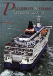 Car-ferries et court-courriers - Couverture - Format classique