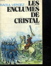 Les Enclumes De Cristal. - Couverture - Format classique