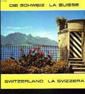 La Suisse - Couverture - Format classique