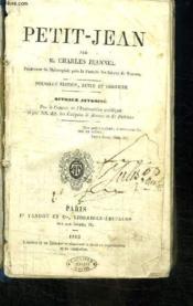 Petit-Jean - Couverture - Format classique
