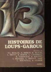 13 Histoires De Loups-Garous - Couverture - Format classique