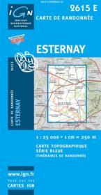 Esternay - Couverture - Format classique