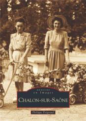 Chalon-sur-Saône - Couverture - Format classique