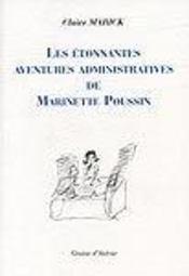 Les étonnantes aventures administratives de Marinette Poussin - Intérieur - Format classique
