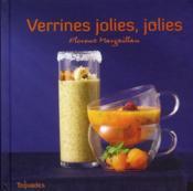 Verrines jolies, jolies - Couverture - Format classique