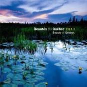 Beautés du Québec ; calendrier 2011 - Couverture - Format classique