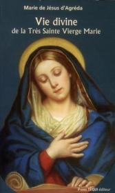 Vie divine de la très sainte Vierge Marie - Couverture - Format classique