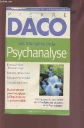 Les triomphes de la psychanalyse - Couverture - Format classique