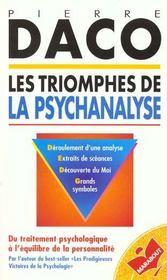 Les triomphes de la psychanalyse - Intérieur - Format classique