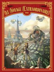 Le voyage extraordinaire T.2 ; le trophée Jules Verne t.2 - Couverture - Format classique