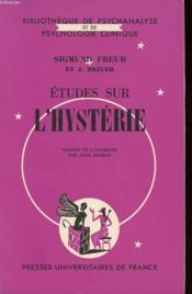 Etudes Sur L Hysterie - Couverture - Format classique