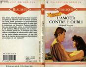 L'Amour Contre L'Oubli - A Small Favore - Couverture - Format classique