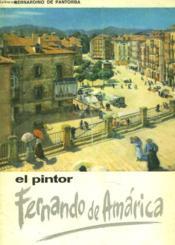 El Pintor Fernando De Amarica - Couverture - Format classique