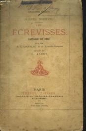 Les Ecrevisses. Fantaisie En Vers. - Couverture - Format classique
