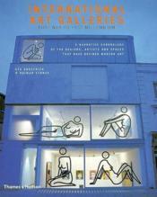 International Art Galleries /Anglais - Couverture - Format classique