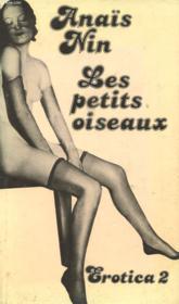Les Petits Oiseaux Erotica Ii - Tome 2 - Couverture - Format classique