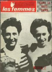 Les Femmes dans la Résistance - Couverture - Format classique