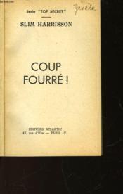 Coup Fourre! - N°177 - Couverture - Format classique