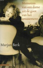 Memoires Van Een Dame Uit De Goot Van Het Amusement - Couverture - Format classique