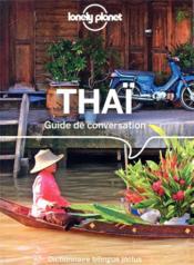 GUIDE DE CONVERSATION ; thaï (5e édition) - Couverture - Format classique