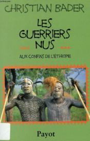 Les guerriers nus - Couverture - Format classique