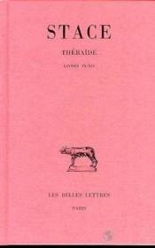 Thébaïde t.3 ; L9-12 - Couverture - Format classique