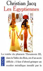 Les Egyptiennes - Couverture - Format classique