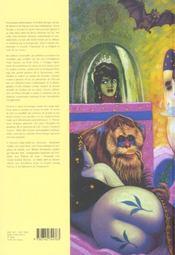 Clovis trouille - 4ème de couverture - Format classique