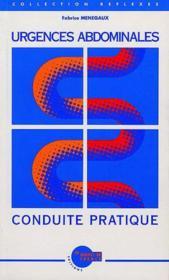 Urgences Abdominales Conduite Pratique - Couverture - Format classique