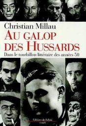 Au Galop Des Hussards - Intérieur - Format classique