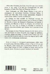 Au Galop Des Hussards - 4ème de couverture - Format classique
