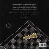 Bibou et le monde des échecs - 4ème de couverture - Format classique
