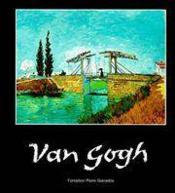 Van Gogh/Relie - Couverture - Format classique