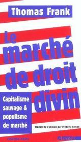 Marche De Droit Divin (Le) - Intérieur - Format classique