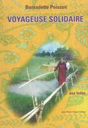 Voyageuse solidaire - Couverture - Format classique