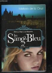 Les Sang-Bleu - Couverture - Format classique