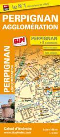 Bf Plan Perpignan - Couverture - Format classique